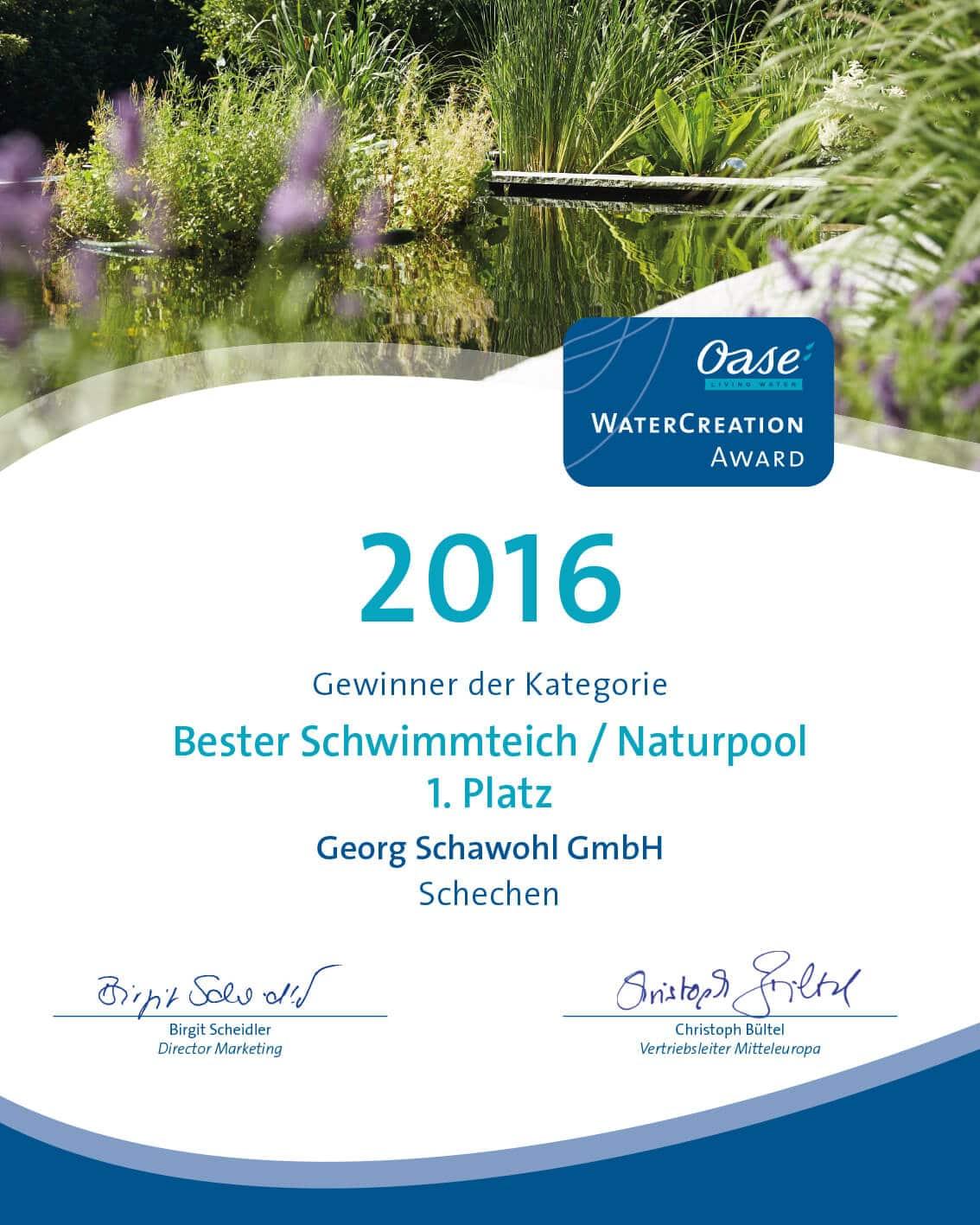 WCP-Urkunde-2016_Bester_Schwimmteich_end_2_
